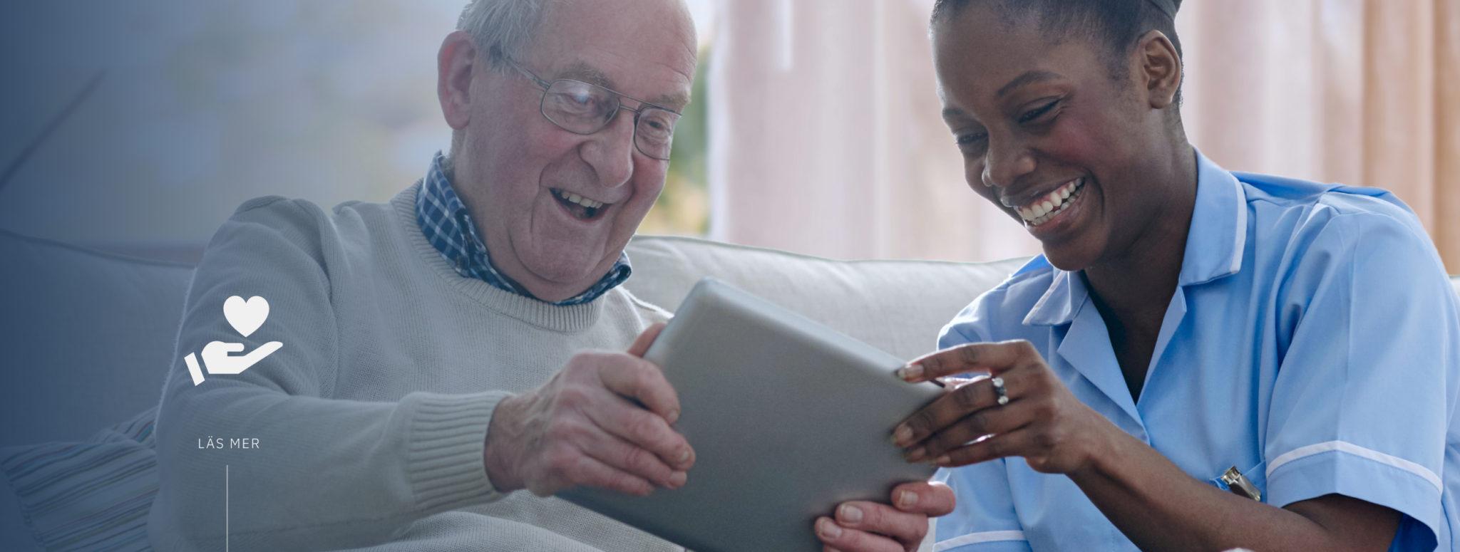 Telenta Tjänster Digital vård och omsorg